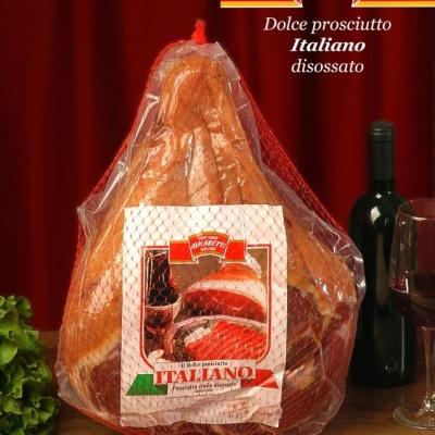 Prosciutto Italiano dissossato